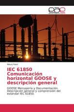 IEC 61850 Comunicación horizontal GOOSE y descripción general