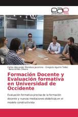 Formación Docente y Evaluación formativa en Universidad de Occidente