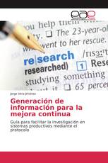 Generación de información para la mejora continua