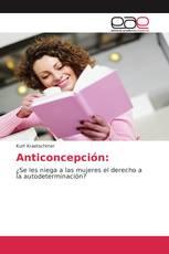 Anticoncepción: