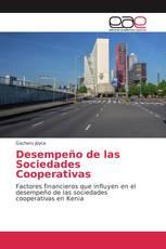 Desempeño de las Sociedades Cooperativas