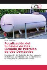 Focalización del Subsidio de Gas Licuado de Petróleo de Uso Doméstico