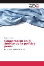 Cooperación en el ámbito de la política penal