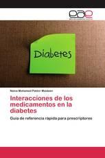 Interacciones de los medicamentos en la diabetes