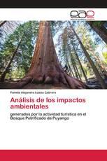 Análisis de los impactos ambientales