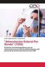 """""""Alimentacion Enteral Por Sonda"""" (1056)"""