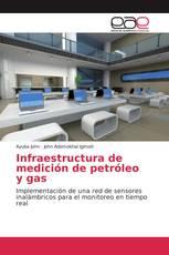 Infraestructura de medición de petróleo y gas