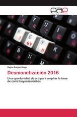 Desmonetización 2016