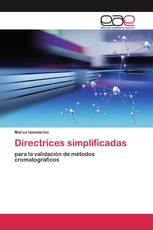 Directrices simplificadas