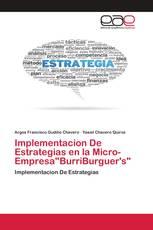 "Implementacion De Estrategias en la Micro-Empresa""BurriBurguer's"""