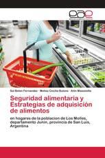Seguridad alimentaria y Estrategias de adquisición de alimentos