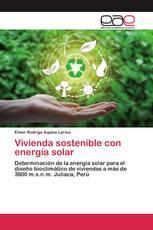 Vivienda sostenible con energía solar