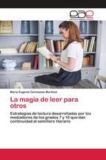 La magia de leer para otros