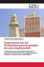 Importancia de los Protocolos para la gestión de una organización