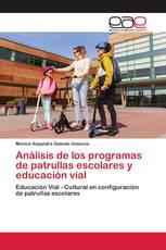 Análisis de los programas de patrullas escolares y educación vial