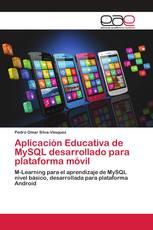 Aplicación Educativa de MySQL desarrollado para plataforma móvil