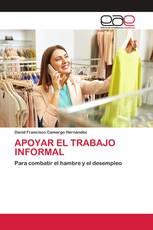 APOYAR EL TRABAJO INFORMAL