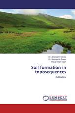 Soil formation in toposequences