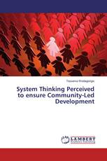 System Thinking Perceived to ensure Community-Led Development