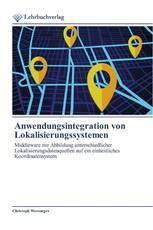 Anwendungsintegration von Lokalisierungssystemen