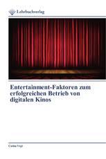 Entertainment-Faktoren zum erfolgreichen Betrieb von digitalen Kinos