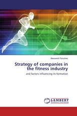 Strategy of companies in the fitness industry