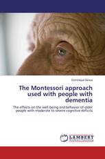 The Montessori approach used with people with dementia