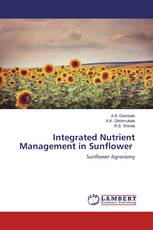Integrated Nutrient Management in Sunflower