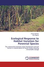 Ecological Response to Habitat Variation for Perennial Species