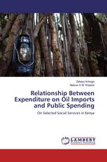Relationship Between Expenditure on Oil Imports and Public Spending