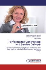 Performance Contracting and Service Delivery