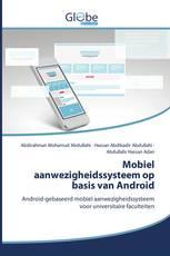 Mobiel aanwezigheidssysteem op basis van Android