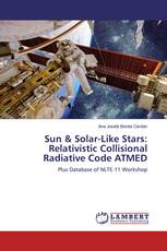 Sun & Solar-Like Stars: Relativistic Collisional Radiative Code ATMED