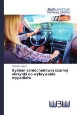 System samochodowej czarnej skrzynki do wykrywania wypadków