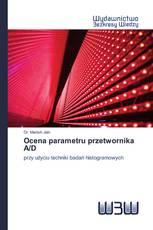 Ocena parametru przetwornika A/D