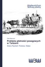 Praktyka płatności posagowych w Tanzanii