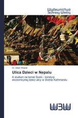 Ulica Dzieci w Nepalu