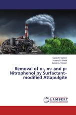 Removal of o-, m- and p-Nitrophenol by Surfactant–modified Attapulgite