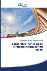 Corporate Finance en de strategische uitvoering ervan