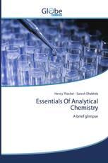 Essentials Of Analytical Chemistry
