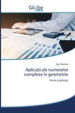 Aplicaţii ale numerelor complexe în geometrie