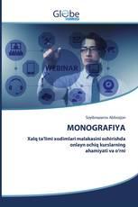 MONOGRАFIYA