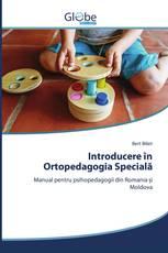 Introducere în Ortopedagogia Specială
