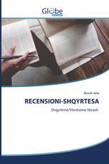 RECENSIONI-SHQYRTESA
