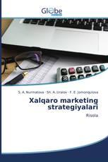 Xalqaro marketing strategiyalari