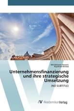Unternehmensfinanzierung und ihre strategische Umsetzung