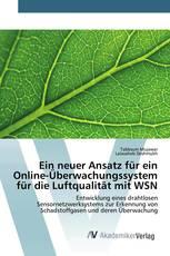 Ein neuer Ansatz für ein Online-Überwachungssystem für die Luftqualität mit WSN