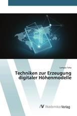 Techniken zur Erzeugung digitaler Höhenmodelle