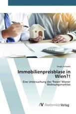 Immobilienpreisblase in Wien?!