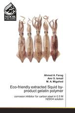 Eco-friendly extracted Squid by-product gelatin polymer